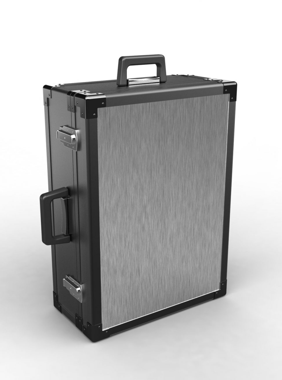 Demonstration machine case