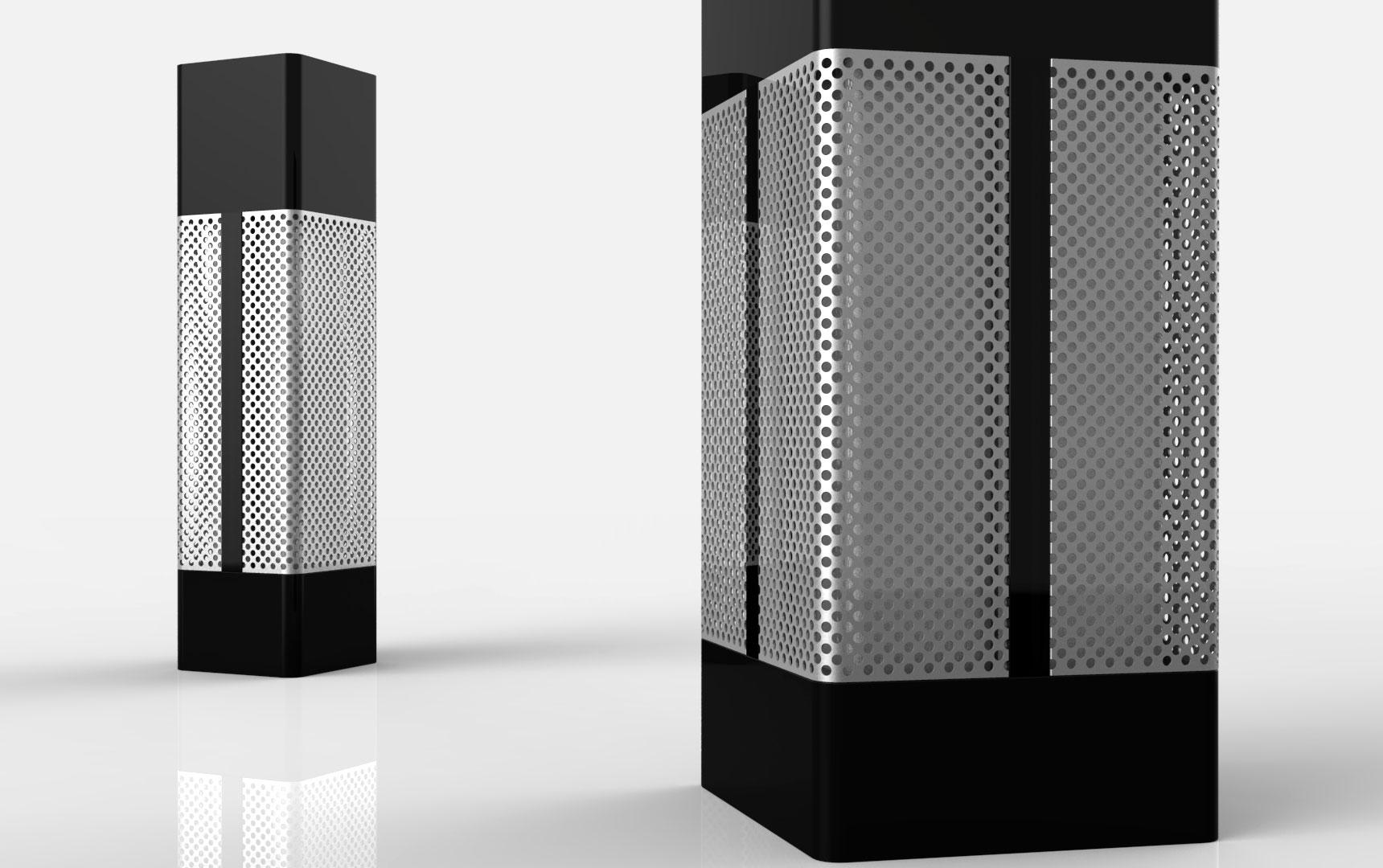 独立型セキュリティーロボット「KB-BOX」