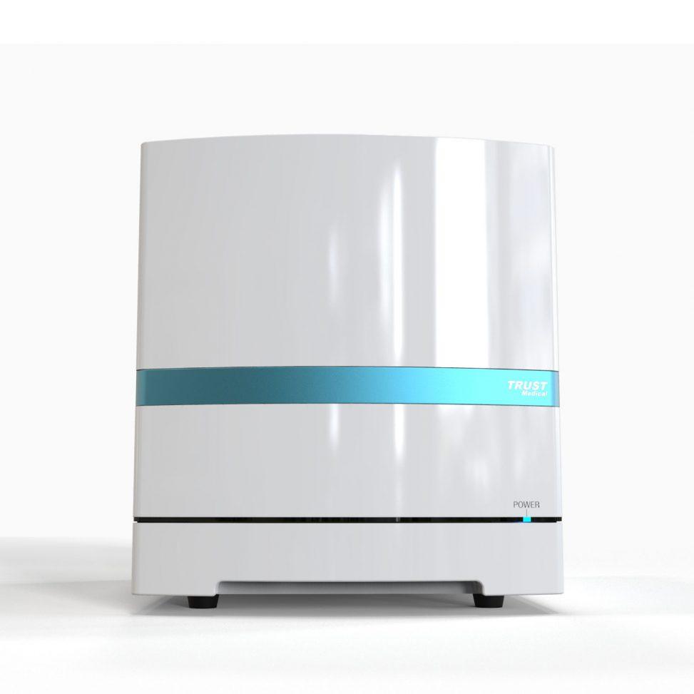医療検査機器の意匠デザイン