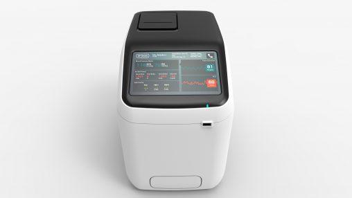 グリコヘモグロビン分析装置