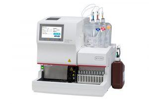 グリコヘモグロビン分析装置の意匠デザイン