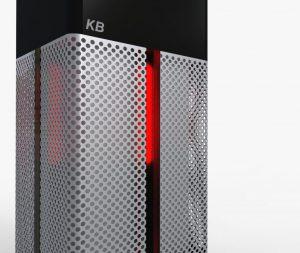 独立型セキュリティーロボット「KB-BOX」アップ
