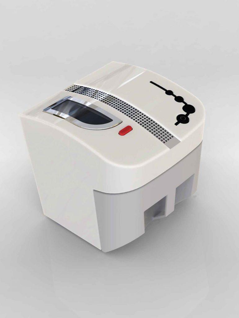 コーヒーローターのオリジナルデザイン