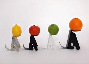 ミラノサローネに出品されたフルーツスタンドの設計開発