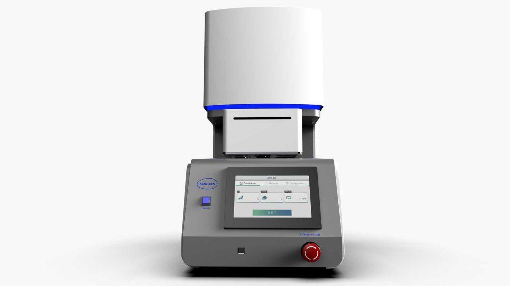 接触冷温感試験機「KES-QM」